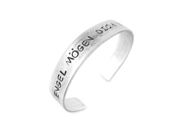 My type - Bangle M personalizable request caption