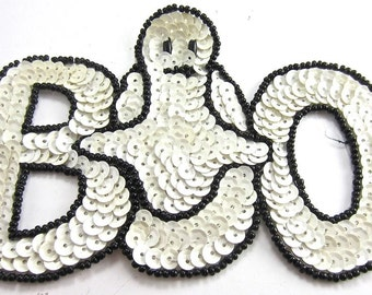 Halloween Boo with Ghost-3838-0235