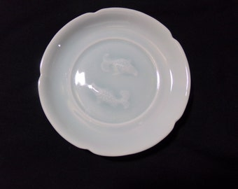 Horchow Collection Twin Fish Salad/Desert Plates