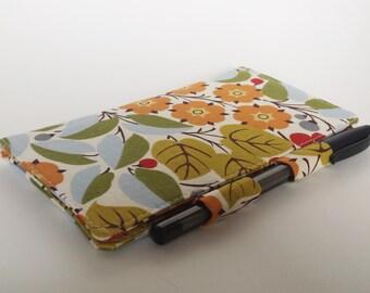 Floral Checkbook Cover, Floral Checkbook Holder, Leopard Print Checkbook Wallet, Gift for Her, Mixed Patterns, Teacher Gift, Receipt Holder