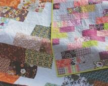 Side Braid Quilt Pattern by Jeni Baker