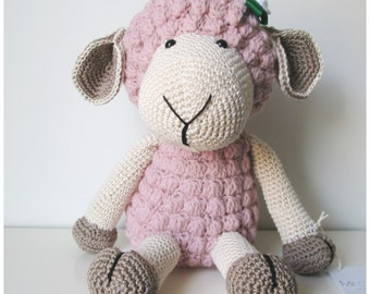 amigurumi sheep