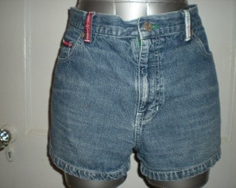 Tommy Hilfiger Jean Shorts Junior Size 13