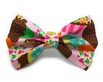 Cupcake Cutie - Bow Tie