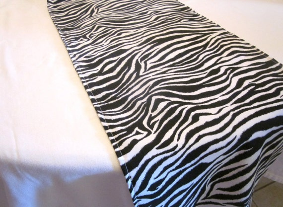 Leopard Print Table Runner, Safari Party Decorations, Jungle Party, Baby  Shower, Zoo Party, Birthday Party, Animal Print