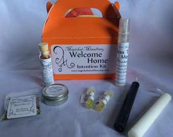 Welcome Home Intention Kit