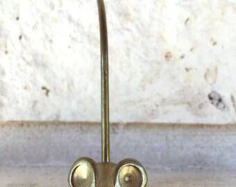 Vintage mouse ring holder