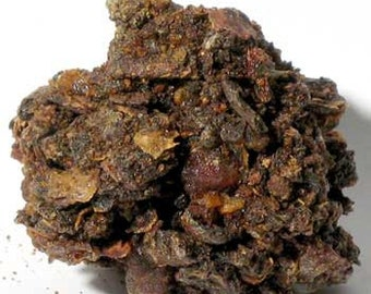 Myrrh Resin Incense 1.5 oz great for soaping, crafting and incense