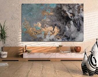 Huge Wall Art original art abstract modern contemporary artjuliaapostolova