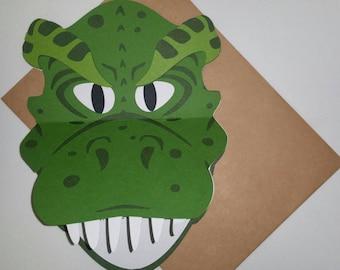 Dinosaur party invitations (set of 12)