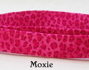 Leopard Print Dog Collar