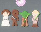 4 Star Wars Inspired Fond...