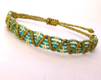 Macrame Bracelet/ Friendship Bracelet