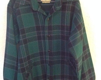 Vintage Maine Guide Outerwear light wool jacket