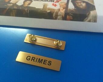 Grimes Badge
