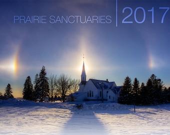 Prairie Sanctuaries 2017 Wall Calendar