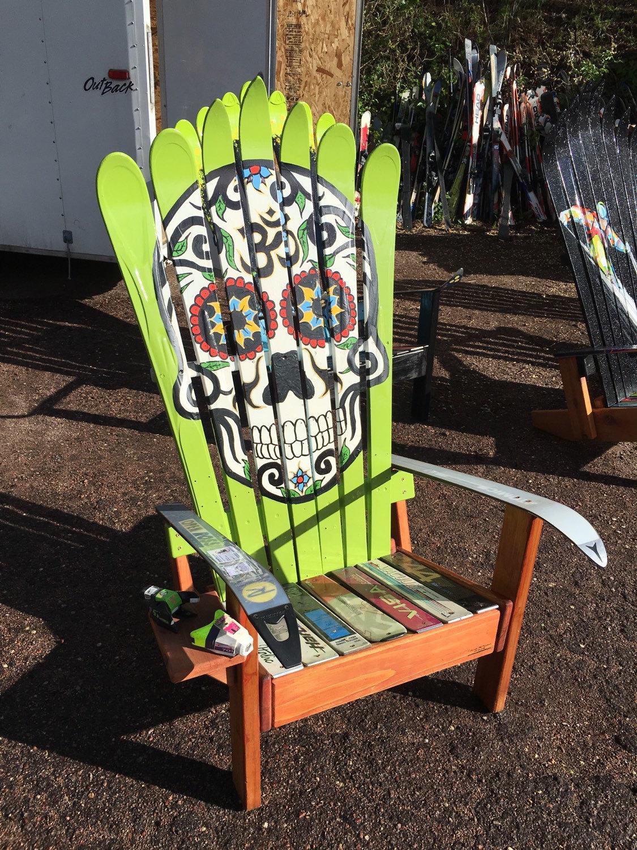 Great Sugar Skulls Chairs