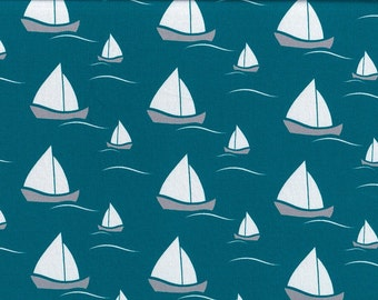 Raik sweat sailing ships - petrol