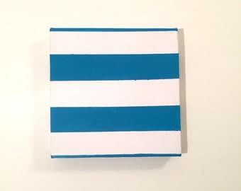 Blue Lines No. 1