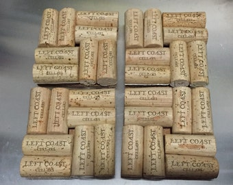 Recycled Wine Cork Coasters