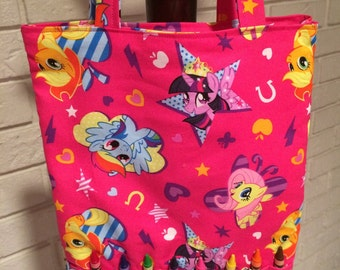 My Little Pony Coloring Tote Set