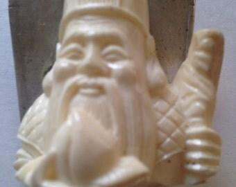 Now On Sale Philosopher Confucius Art Pendant Pin Brooch