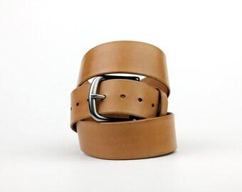 Classic Tan Belt