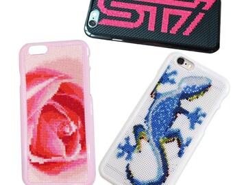 Cross-stitch Iphone 6 case kit