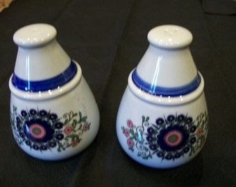 Goebel Marzurka Salt and Pepper Shakers Made in  West Germany