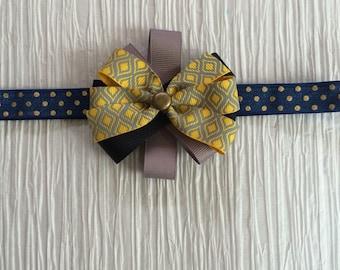 Choose: Layered Ribbon Headband