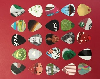 Handmade Guitar Picks