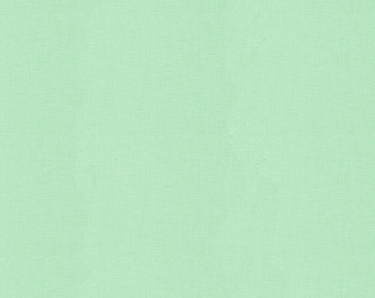 Solid Mint Fabric - By The Yard - Girl / Boy / Gender Neutral