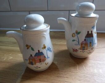 Heartland 'American Country' Small Japanese Tea Pots