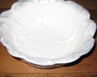 US Made Ceramic Decorative Bowl*****