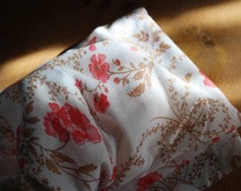 Brushed Sheer Jersey Fabric