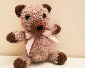 Teddybär * Kuschelbär * Bärchen * Knuddelbär * Greifling * Teddybear