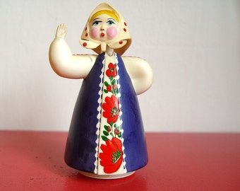 Soviet Doll, Vintage Doll, Vintage toy.