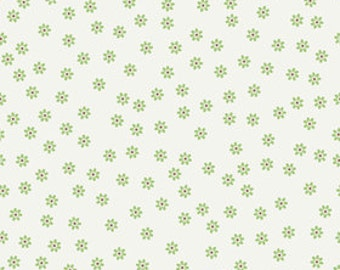 Green Flower from Sew Cherry by Lori Holt