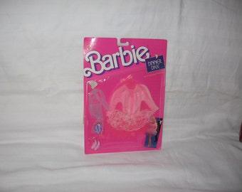 vintage 1988 mattel barbie dinner date outfit #1292