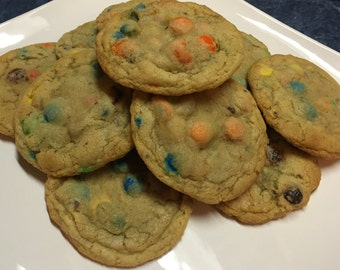 M&M Cookies (12)