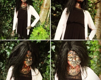 LUCY the Walking dead zombie Mannequin!