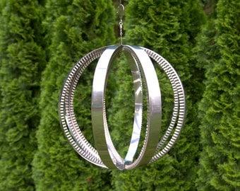 """Spheric wind spinner (Ø 27 cm / 10.6"""")"""