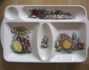 Vintage Beswick Ware Hors D'oeuvre Dish