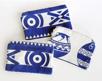 African Wristlet