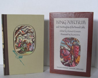 King Arthur and His Knights of the Round Table - 1959 Vintage Edition