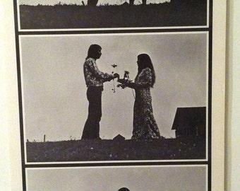 No More War Vintage 1970's Poster