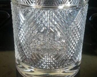 Ralph Laureen 'Arglye' Double Old Fashion Glass