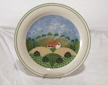 Sangostone Country Cottage Sango Dinner plates