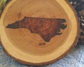 State of North Carolina  Christmas Ornament
