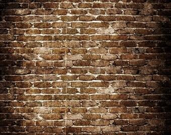 Brick Wall Backdrop,Photography Backdrop,Portrait Backdrop XT464